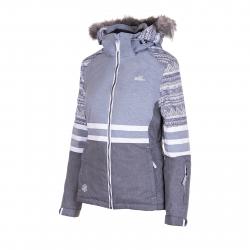 Dámska lyžiarska bunda AUTHORITY-RAWNIA grey