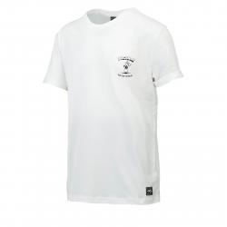 cecd93745df2 Pánske tričko s krátkym rukávom PICTURE-Teddy S S MTS533-WHITE