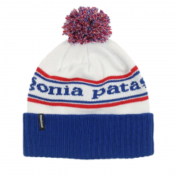 Zimná čiapka PATAGONIA-Powder Town Beanie blue