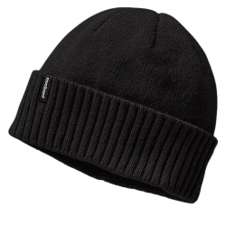 Zimná čiapka PATAGONIA-Brodeo Beanie black