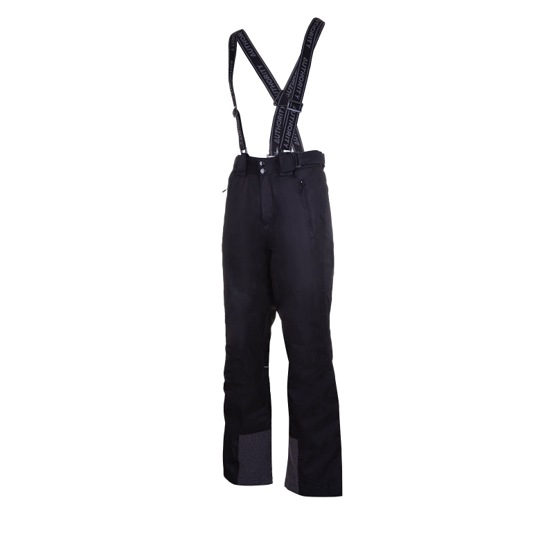 64b7fb174 Pánske lyžiarske nohavice AUTHORITY-PAMINON black | EXIsport Eshop