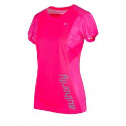 Dámske tréningové tričko s krátkym rukáv AUTHORITY-PROFII RUN W pink