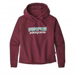 Dámska mikina s kapucňou PATAGONIA-W Pastel P-6 Logo Uprisal Hoody