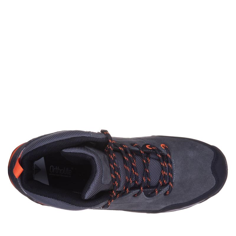Pánska turistická obuv vysoká BERG OUTDOOR-OLO FORGED IRON -