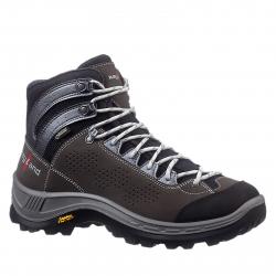 Pánska turistická obuv vysoká KAYLAND IMPACT GTX ANTRACITE/GREY