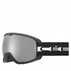 Lyžiarske okuliare CÉBÉ ARTIC L - Mat Black White / Amber Flash Mirror