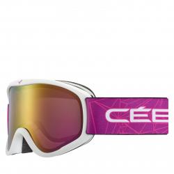 Lyžiarske okuliare CÉBÉ STRIKER M - Geometric Pink / LIGHT ROSE FLASH GOLD