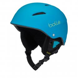 Lyžiarska prilba BOLLE-B-STYLE - MATTE BLUE MOUNTAIN SPIRIT