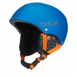 Lyžiarska prilba BOLLE-B-FREE - MATTE BLUE ANIMALS