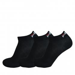 Ponožky FILA-F9300 SOCKS 3-PACK 200-Black