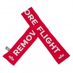 Šál ALPHA INDUSTRIES-Remove Before Flight Scarf