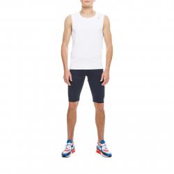 Pánske tréningové tričko bez rukávov THERMOWAVE-Tanktop White