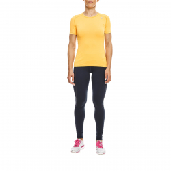 c5a4c149b756 Dámske tréningové tričko s krátkym rukáv THERMOWAVE-Shortsleeve shirt Coral