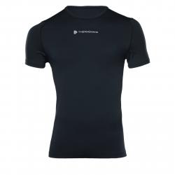 Pánske tréningové tričko s krátkym rukáv THERMOWAVE-Shortsleeve shirt Black