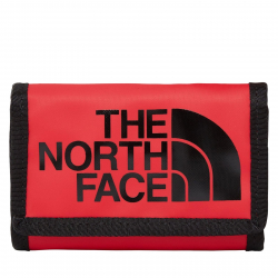 Peňaženka THE NORTH FACE-BASE CAMP WALLET TNF RED