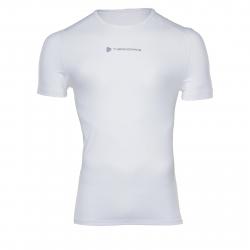 Pánske tréningové tričko s krátkym rukáv THERMOWAVE-Shortsleeve shirt White