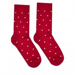 Módne ponožky HESTYSOCKS Bordový Gentleman