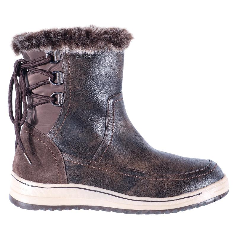 08c5064d0e0f Dámska zimná obuv vysoká WESTPORT-Katia brown