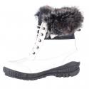ae903f551c67 Dámska zimná obuv vysoká WESTPORT-Lydia white