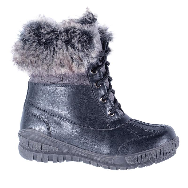 189df23526b8 Dámska zimná obuv vysoká WESTPORT-Lydia black