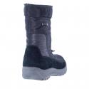 Dámska zimná obuv vysoká SOFT DREAMS-Carina black -