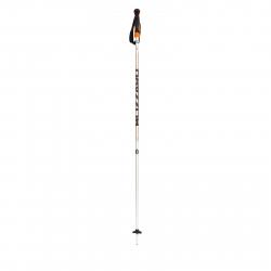 Lyžiarske palice BLIZZARD Allmountain ski poles, silver/neon orange,