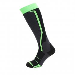 Lyžiarske podkolienky (ponožky) BLIZZARD Allround ski socks black/anthracite/green
