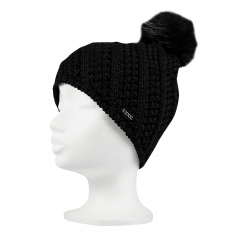 Dámska zimná čiapka VOXX-Encore Black