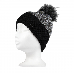 Dámska zimná čiapka VOXX-Vitara Black