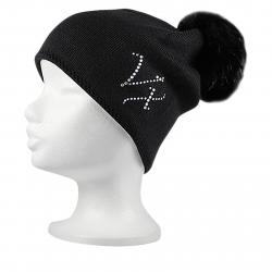 Dámska zimná čiapka VOXX-Clio Black