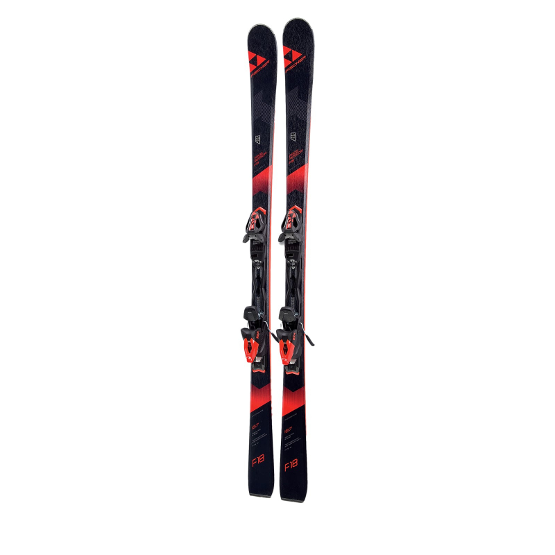 Carvingové lyže FISCHER-PROGRESSOR F18 + RS 11 PWR -