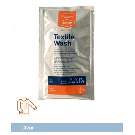 Ošetrovací prípravok na textil FELDTEN-TEXTILE WASH 50ml CZ/SK/PL