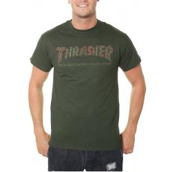 Pánske tričko s krátkym rukávom THRASHER-DAVIS S/S