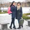 Dámska bunda ALPINE CROWN LADIES PARKA JACKET SAMANTHA -