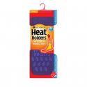 Dámske ponožky HEAT HOLDERS-Dámske ponožky protišmykové levanduľová -