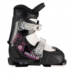 Dievčenské lyžiarky ROXA-CHAMELEON 3 GIRL Black/black/white