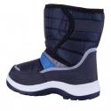 Chlapčenská zimná obuv vysoká SLOBBY-Ado blue -