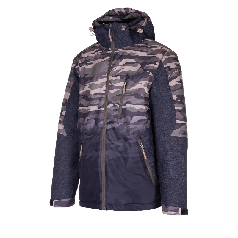 Pánská lyžařská bunda AUTHORITY-Cami green -