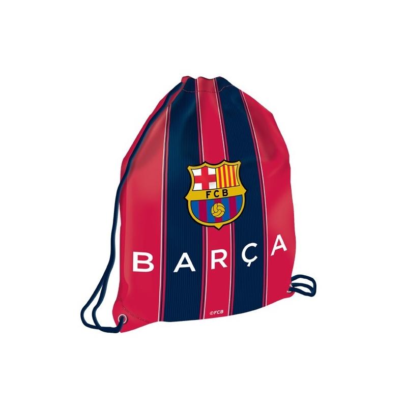 Vrecko na prezúvky FC BARCELONA FCB COL Taška na prezuvky MIR - Praktické vrecko značky FC Barcelona vo farbách futbalového klubu FC Barcelona.