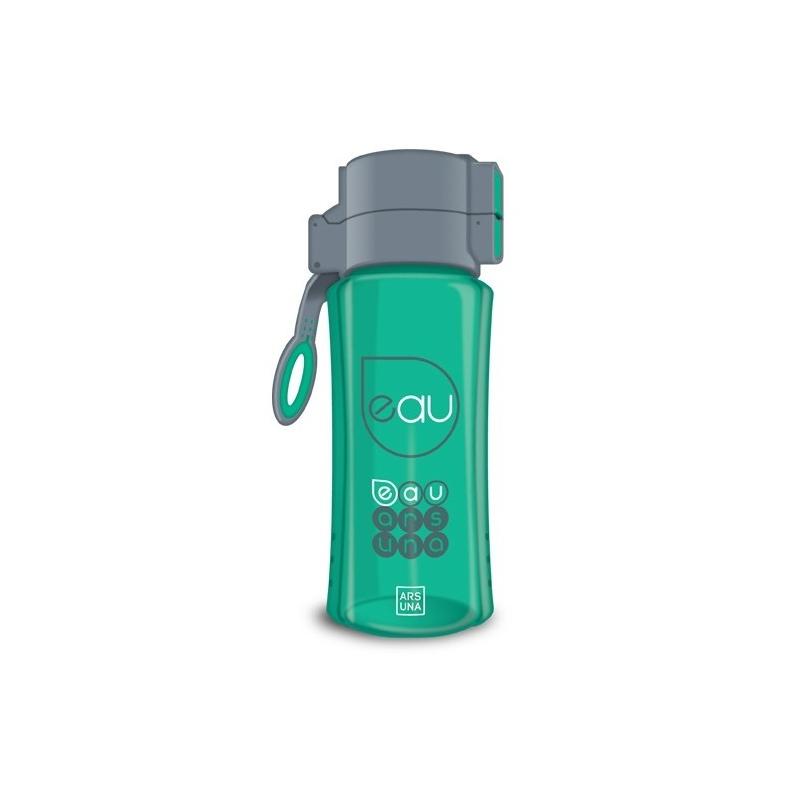 Fľaša MIRA-AUTONOMY 450 ml- tmavo-zelená MIR - Športová fľaša značky Mira.
