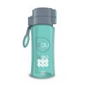 Fľaša MIRA-AUTONOMY 450 ml- svetlo-modrá MIR - Športová fľaša značky Mira.