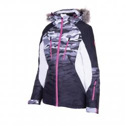 Dámska lyžiarska bunda AUTHORITY-CARMENA grey e114cb48001
