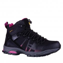 5750de037257 Dámska turistická obuv vysoká EVERETT-Werlona