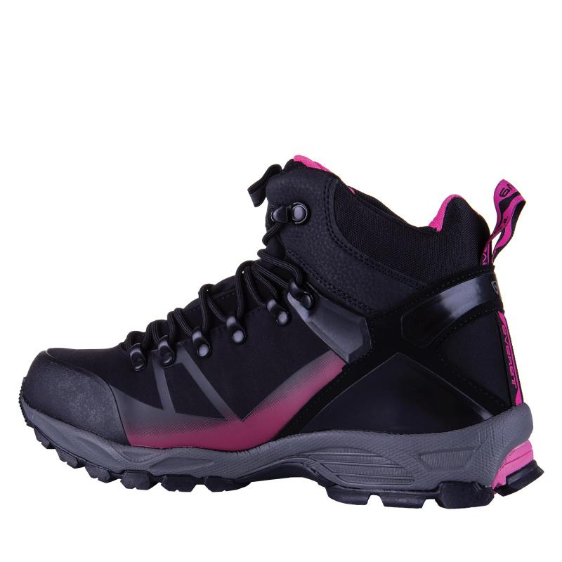 Dámska turistická obuv vysoká EVERETT-Werlona -