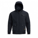 Pánska bunda BURTON-MB BANYON BOMBER TRUE BLACK -