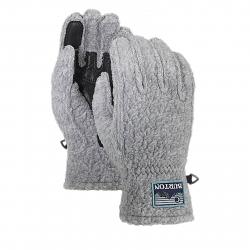 Pánske rukavice BURTON-STOVEPIPE FLC GLV GRAY HEATHER