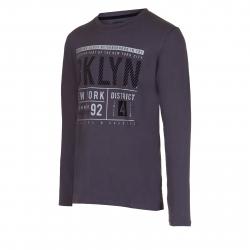 1d6b3a3334cd Pánske tričko s dlhým rukávom AUTHORITY-TAREKON grey