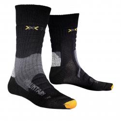 Turistické ponožky X-SOCKS-Trekking Mountain black