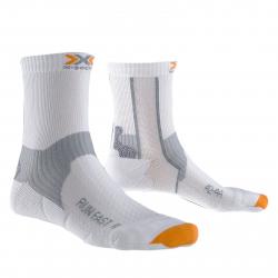 Bežecké ponožky X-SOCKS-Run Fast W000 white