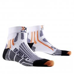 Pánske bežecké ponožky X-SOCKS-Run Speed Two Men W030 white/black